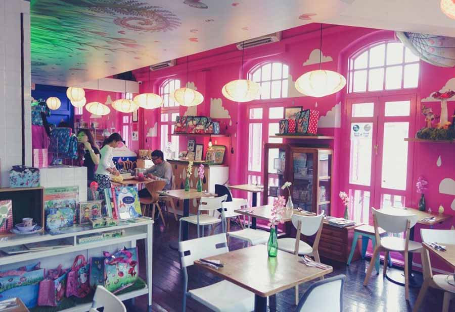 Top 10 Family-Friendly Cafes Your Kids Will Love - The HipVan Blog