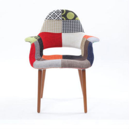 Organic Chair - Patchwork