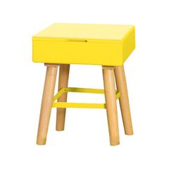 Tetris Stool - Yellow