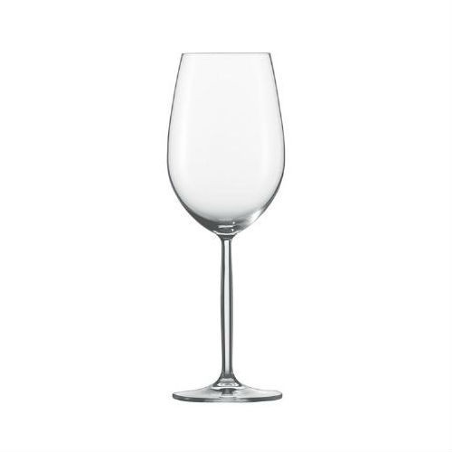 6 pcs Diva Bordeaux Glasses