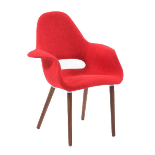Organic Chair - Red