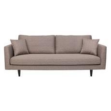 Lisbon 3-Seater Sofa - Desert Brown