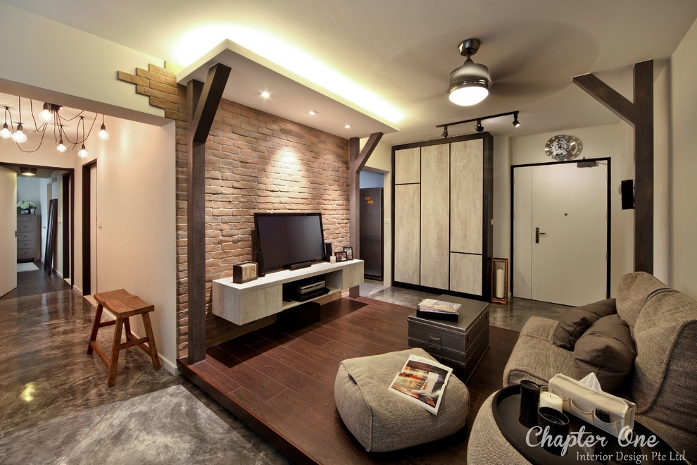 ID Feature: Chapter One Interior Design Pte Ltd