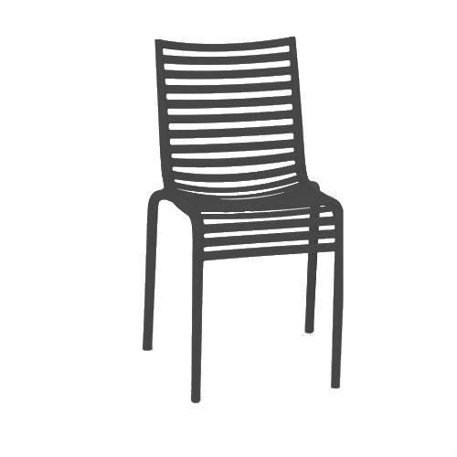 Pip-e Chair - Dark Grey