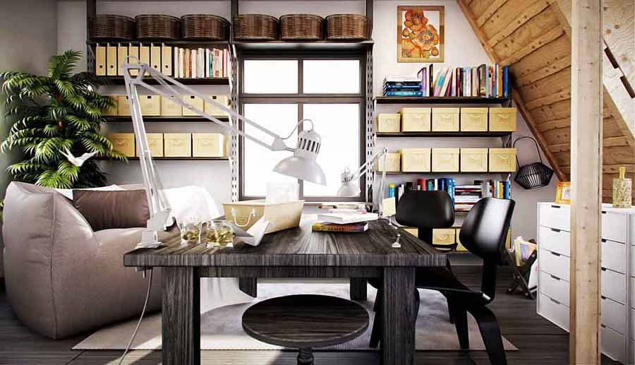 creative home office. Wonderful Creative 10 Tips To A Creative Home Office Inside L