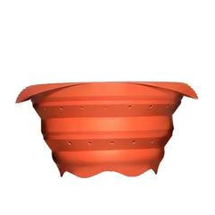 Collapsible Colander - Orange
