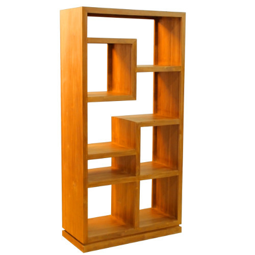 Lattice Bookshelf