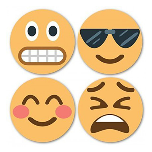 Coastero Emojis II Coasters