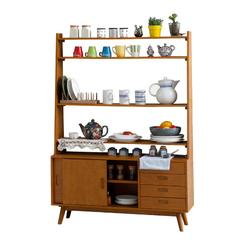 Retro Shelf Cabinet