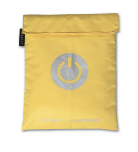 Stuffed Bag for Electrical Items