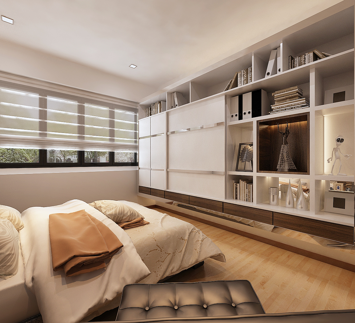 Eight design hipvan blog for Bedroom ideas hdb