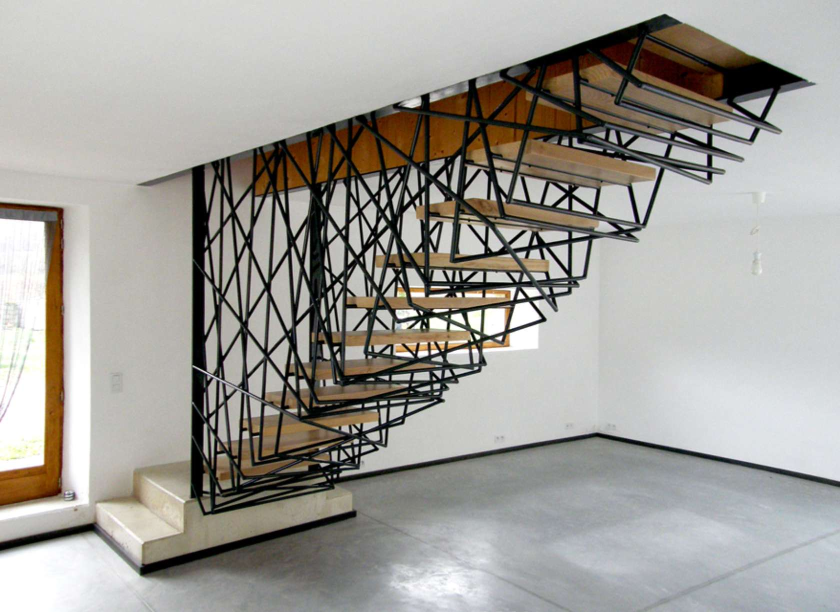 22 Unbelievable Stairs That Will Make You Stare - The HipVan Blog