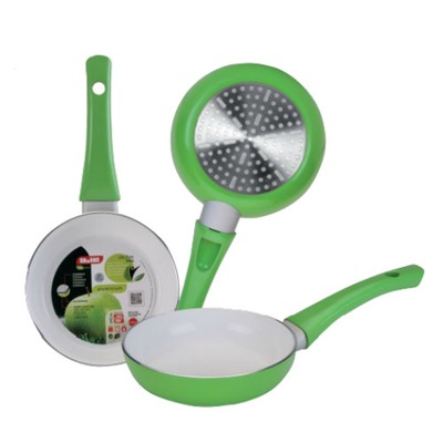 Indubasic Ceramic Non-Stick Round Mini Fry Pan