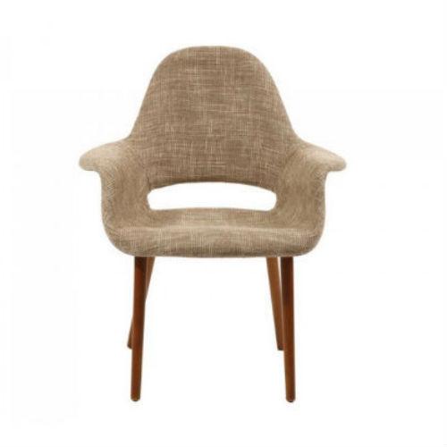 Organic Chair - Brown