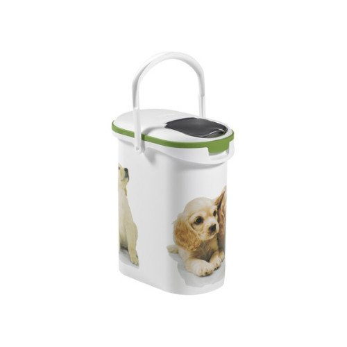Pet Dry Food Container (4kg) - Dog