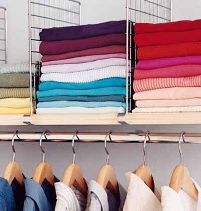 9 Ways To Squeeze All Your Clothes Into Your Small HDB Wardrobe - The HipVan Blog