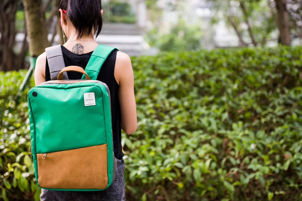 Online Exclusive: Nifteen — 5 Fabulous Gadget Bags for Savvy Urban Nomads - The HipVan Blog