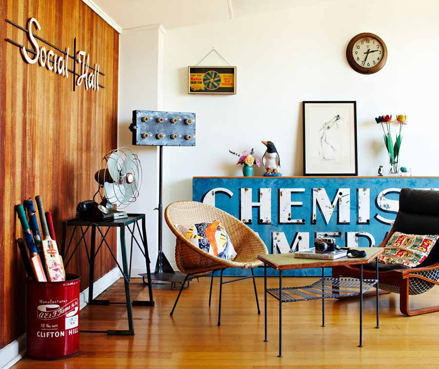 12 Sleek Industrial Furniture Finds: Modern, Vintage and Scandinavian