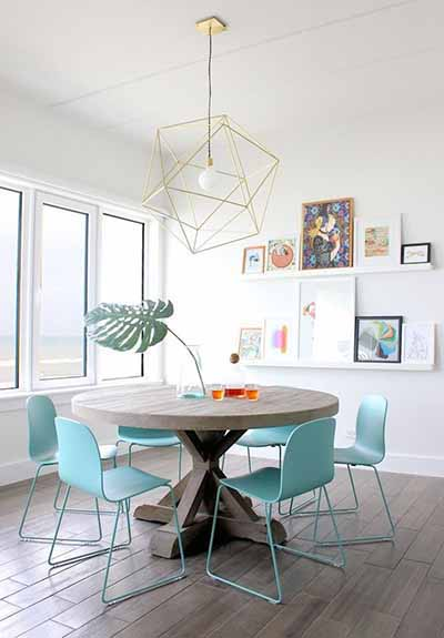 Easily Create A Scandinavian Look With Wooden Lamps These Geometric Shapes Also Graphic And Dynamic Shadow Play In The Space Making Any Room