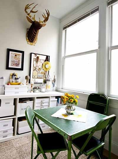 12 Small Dining Room You Wouldn't Believe - The HipVan Blog