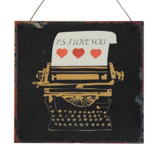 Plaque - Love